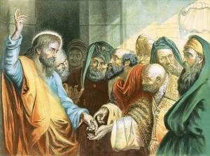 'Render unto Caesar' by Peter Paul Rubens