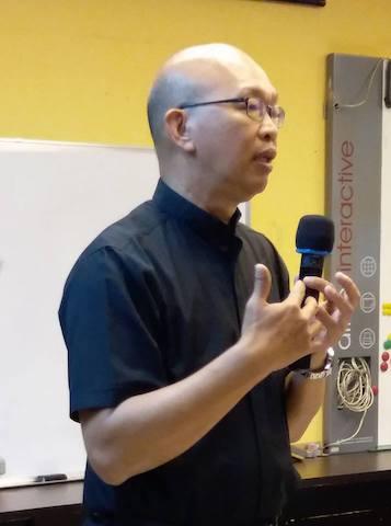 蔡惠民神父