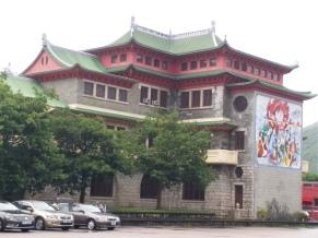 聖神修院外貌