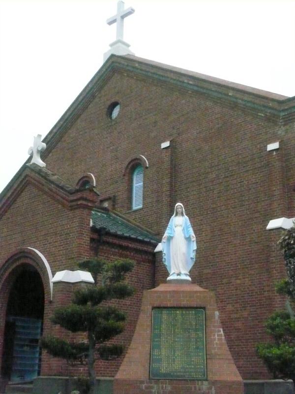 外海町黑崎教會