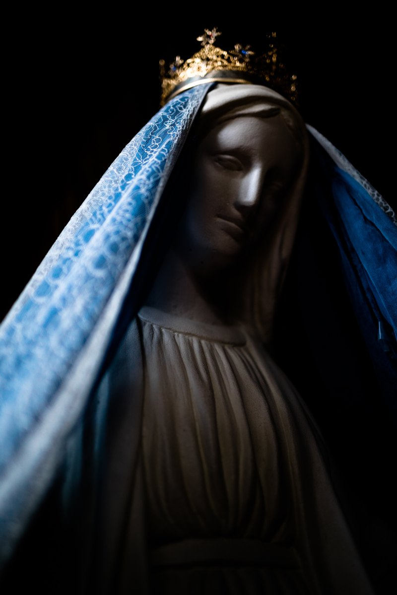 從馬丁路德到聖母瑪利亞