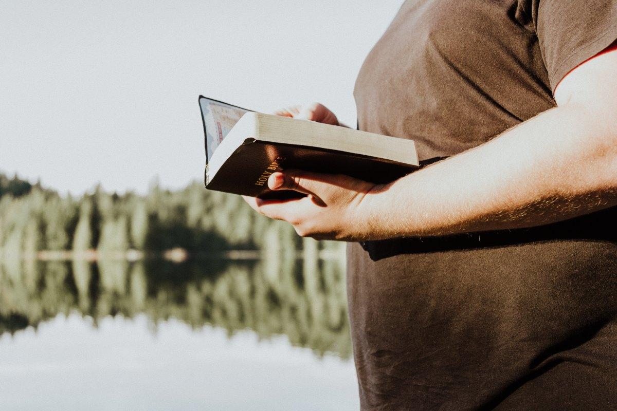 讀經與祈禱
